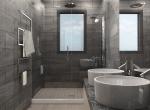 Master Bathroom - Townhouse-min